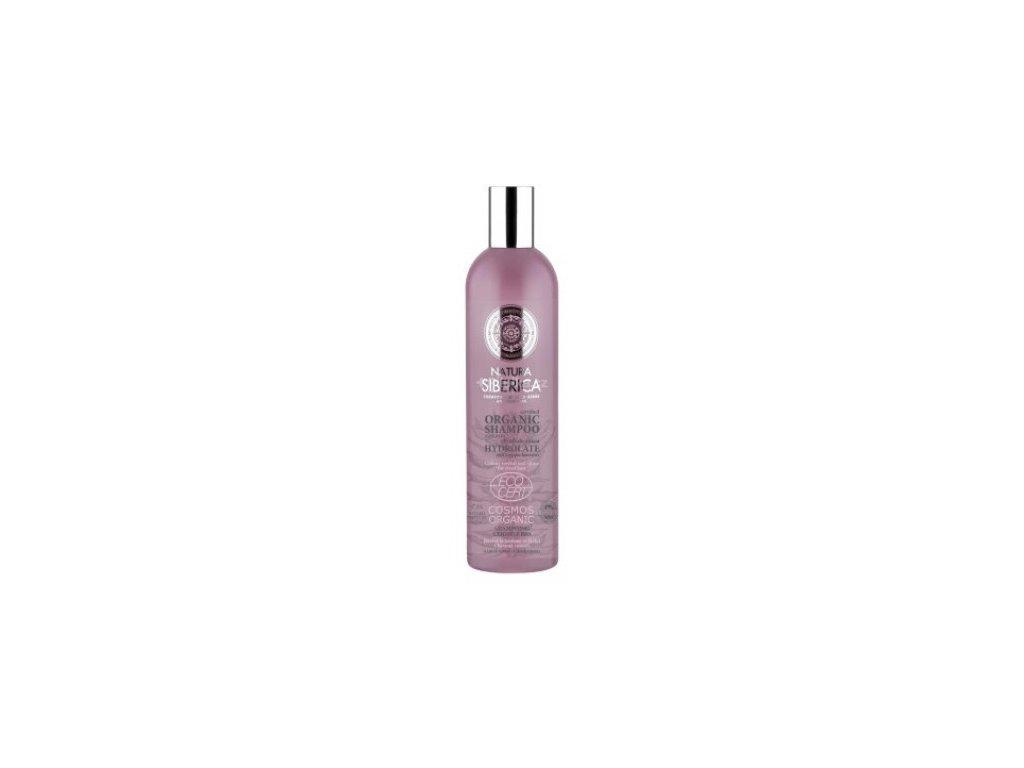 Natura Siberica Šampon pro barvené vlasy - Oživení barvy a lesk, 400ml