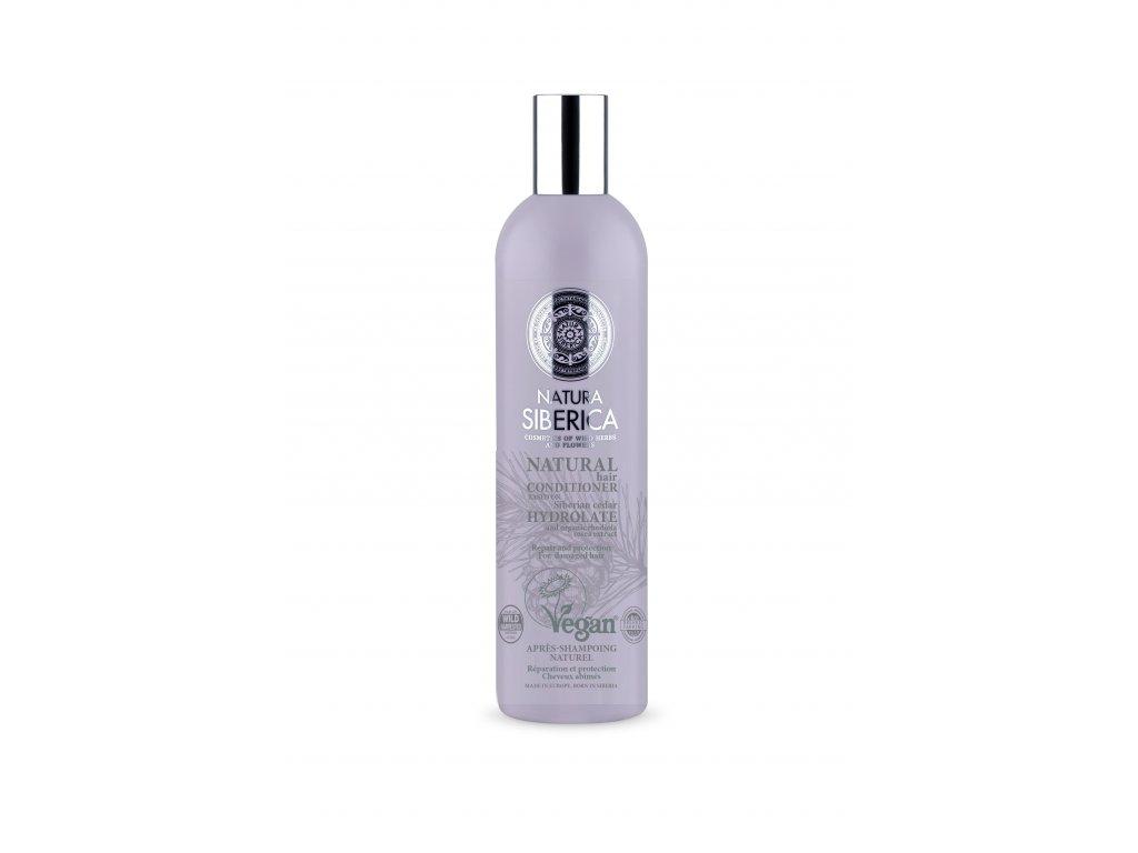 Damaged hair Siberian cedar hydrolate 400ml conditioner