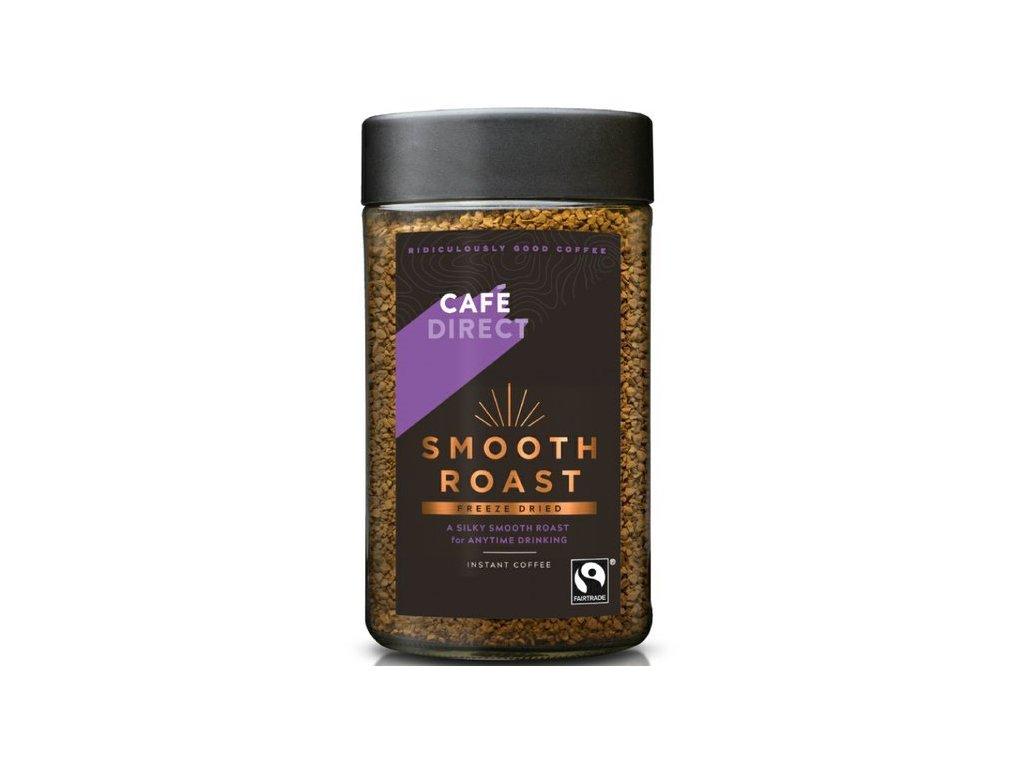 Cafédirect - Smooth Roast instantní káva 200g