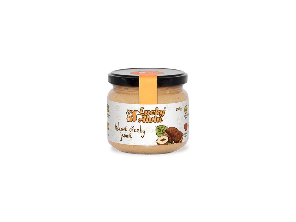 LuckyAlvin - Lískové ořechy jemné 330g