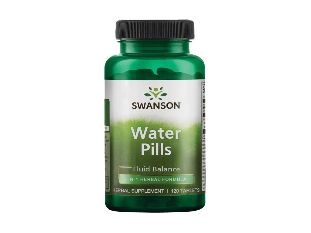 Swanson Water pills, 120 tablet