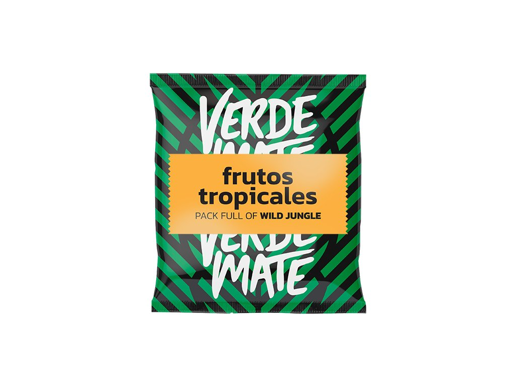 Verde Mate Green Frutos Tropicales 50g