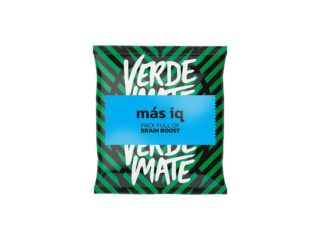 Verde Mate Green Mas IQ 50g