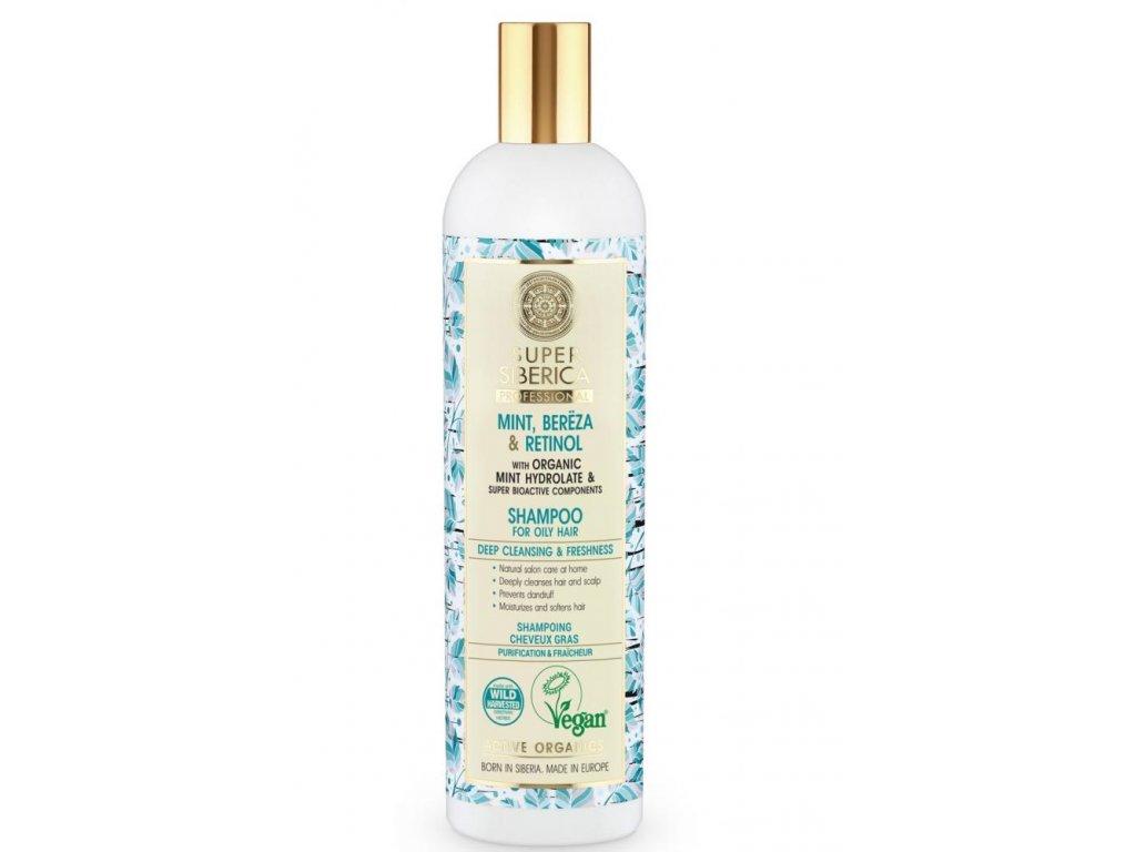 2751 400ml mint shampoo 1