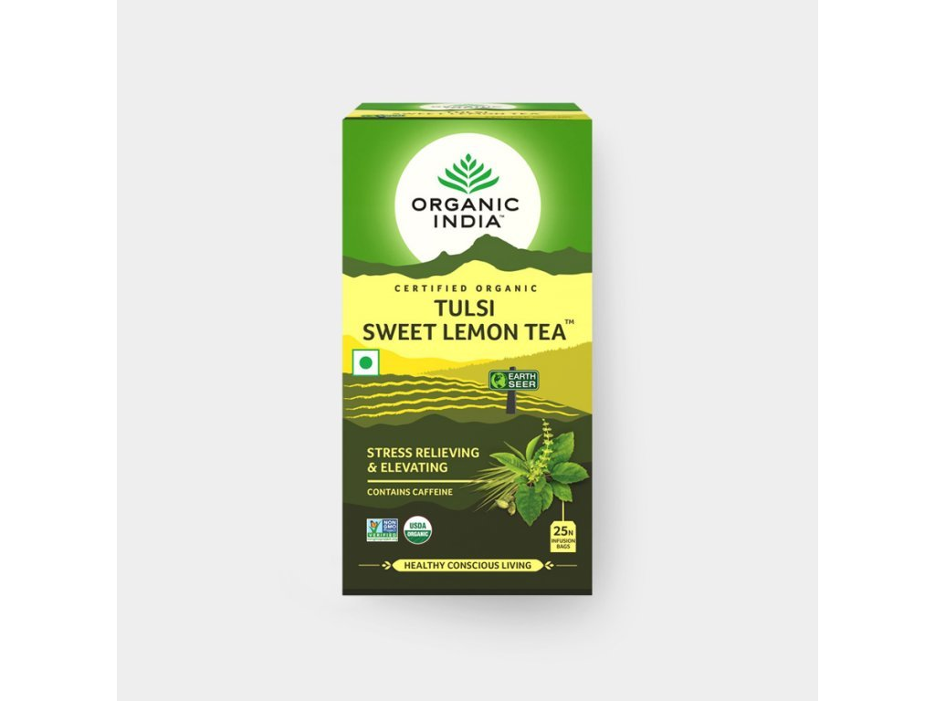 6095 ev tulsi sweet lemon