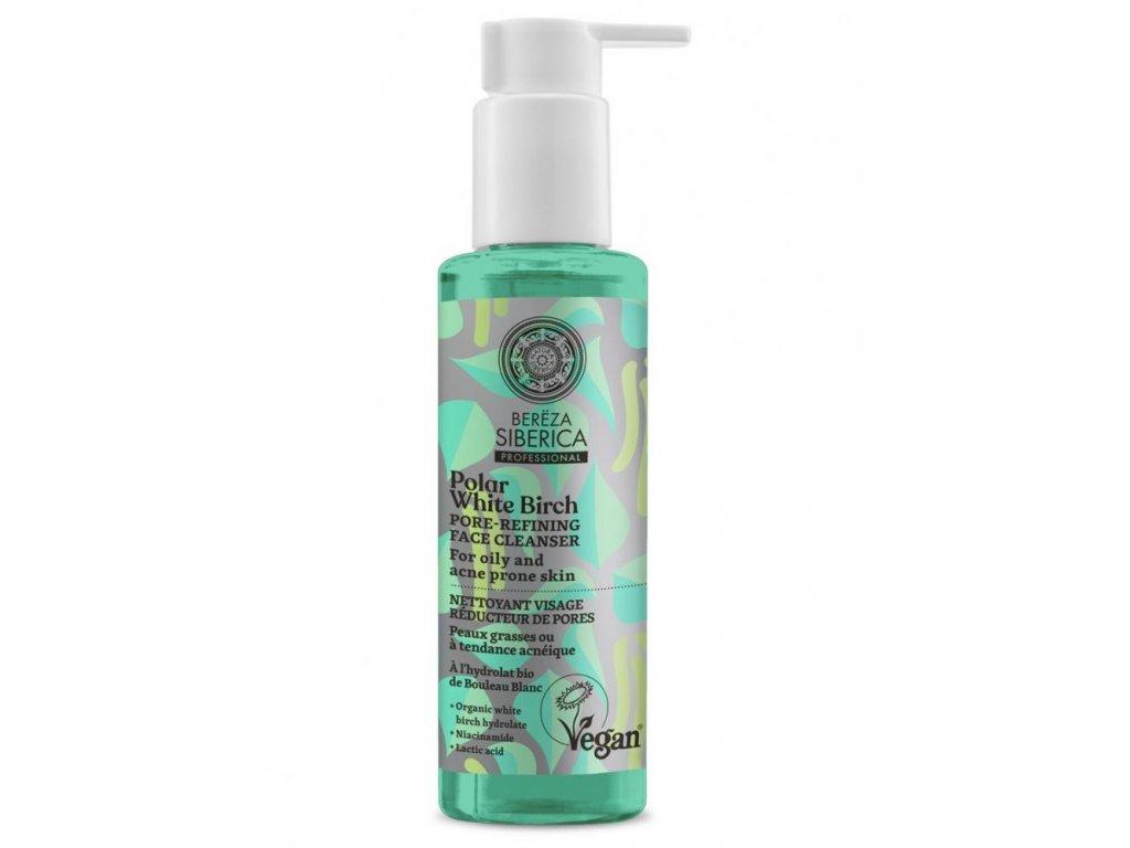 BEREZA Pore refining face cleanser, 145 ml (2)