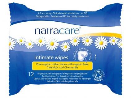 2704 natracare vlhcene ubrousky pro intimni hygienu