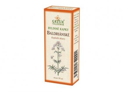 4670 baldrianske bylinne kapky