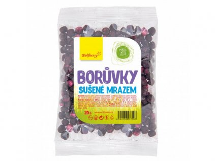 20681 boruvky wolfberry 20 g