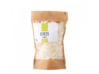 5231 2 kokos chipsy 300g