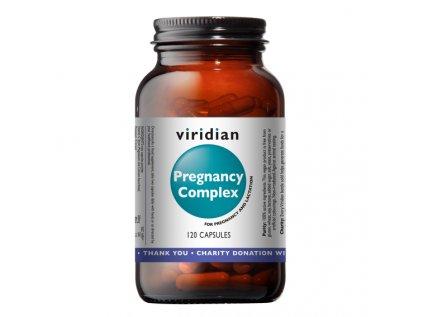Viridian Pregnancy Complex 120 kapslí (těhotenství)