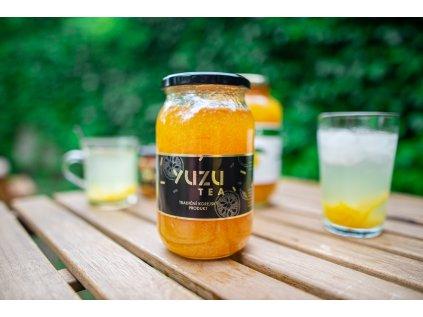 Yuzu Tea (1000g)