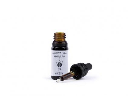 Konopny Tata CBD konopny olej 5 5