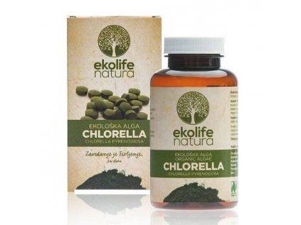 algae chlorella organic 240 tablet