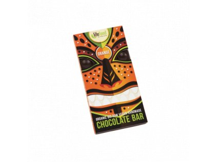 raw bio vegan pomerancova lifefood cokolada 70 400 400