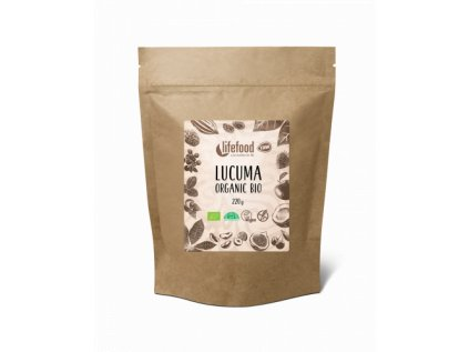 Superfoods Lucuma bio raw 400 400