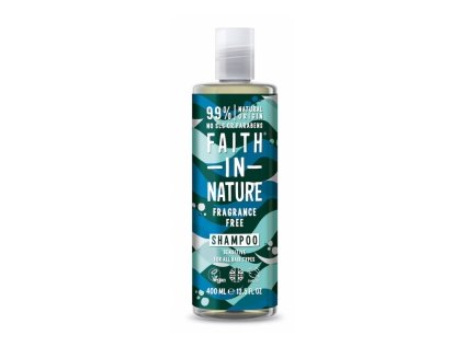 faith in nature prirodni sampon bez parfemace 400ml 1226