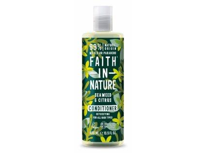 faith in nature prirodni kondicioner morska rasa 400ml 1448