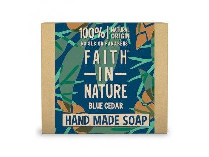 faith rostlinne tuhe mydlo cedr 1359