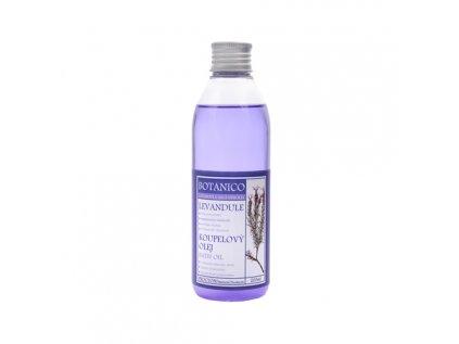 BOTANICO - Koupelový olej levandule, 200ml