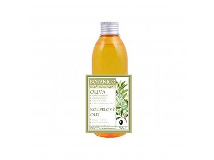 BOTANICO - Koupelový olej Oliva, 200 ml