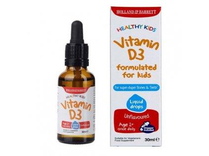 holland barrett vitamin d3 liquid 30 ml