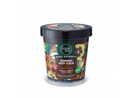 Organic shop Tělový peeling Čokoláda