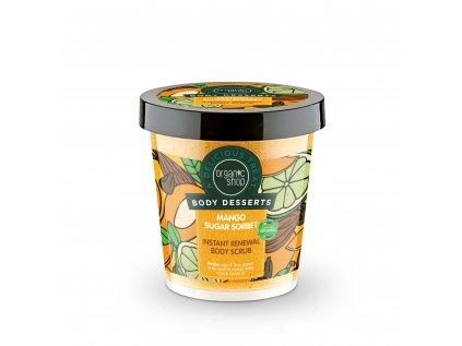 Organic shop Tělový cukrový peeling Mango