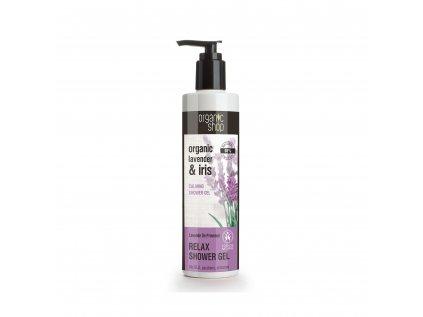 Organic shop Relaxační sprchový gel