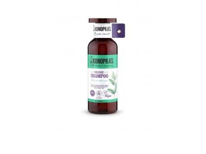 Dr. Konopka's Šampon pro větší objem, 500ml