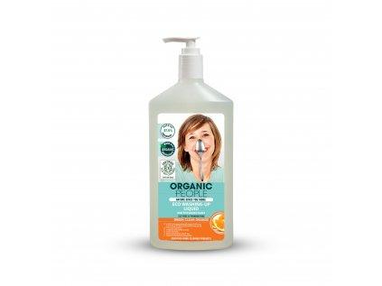 Organic People Mycí prostředek Pomeranč