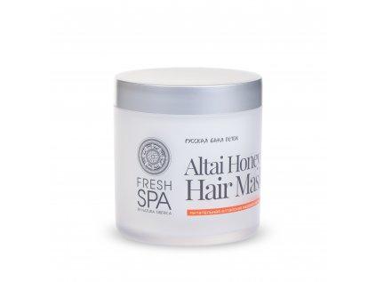 Fresh Spa Bania Detox Vyživující vlasová maska, 400ml