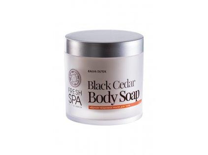 Fresh Spa Bania Detox Hloubkově čistící tělové mýdlo, 400ml