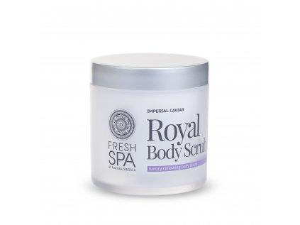Fresh Spa Imperial Caviar Obnovující tělový peeling, 400ml