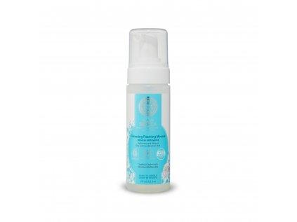 Natural & Organic Čistící hydratační pěna pro mastnou pleť
