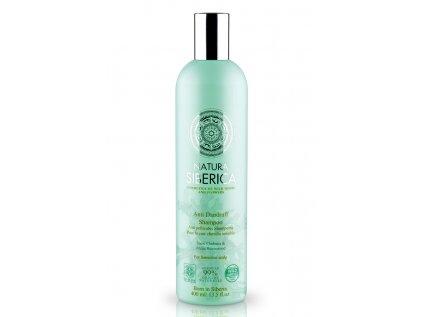 Rhodolia Rosea Šampon proti lupům pro citlivou pokožku, 400ml