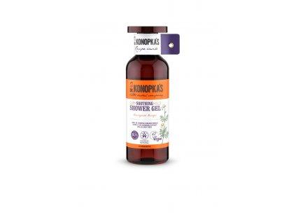 Dr. Konopka's Zklidňující sprchový gel, 500ml