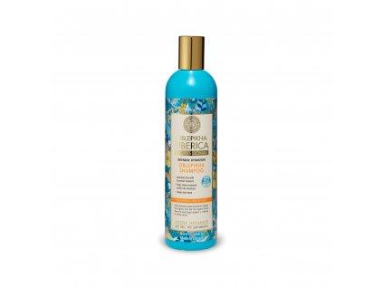 Rakytníkový hydratační šampon pro suché vlasy, 400 ml