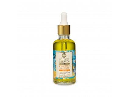 Oblepikha Siberica Rakytníkový olejový komplex pro konečky vlasů, 50ml
