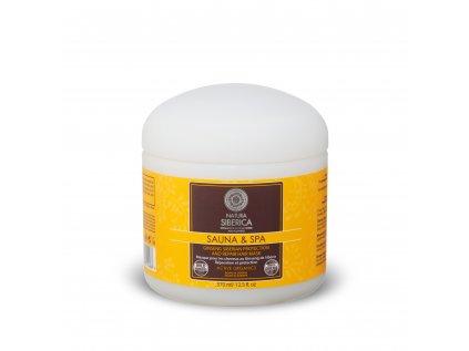 Sauna & Spa Maska na podporu regenerace vlasů