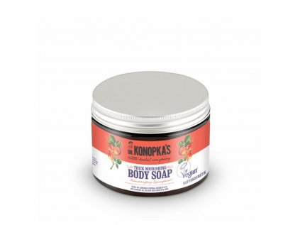 Výživné tělové mýdlo, 500 ml