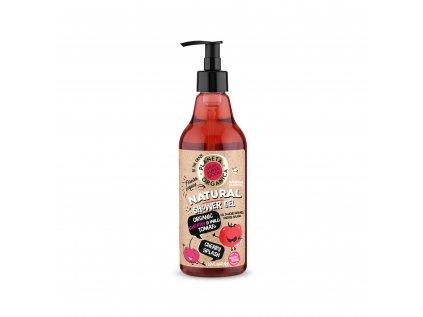Planeta Organica Sprchový gel Višeň a rajče, 500 ml