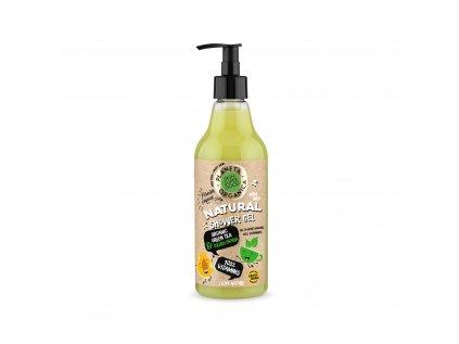 Planeta Organica Sprchový gel Papája a zelený čaj, 500 ml