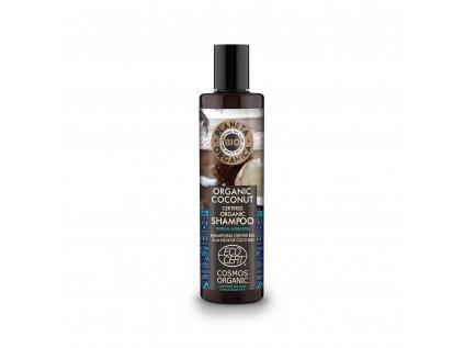 Planeta Organica Kokosový hydratační šampon, 280ml