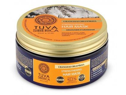 TUVA Siberica, posilující rakytníková maska na vlasy 300 ml
