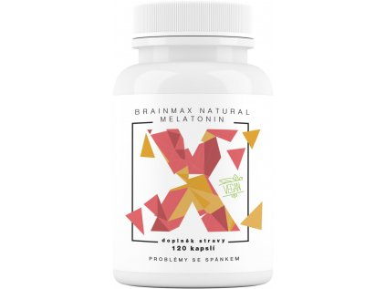 BrainMax Natural Melatonin