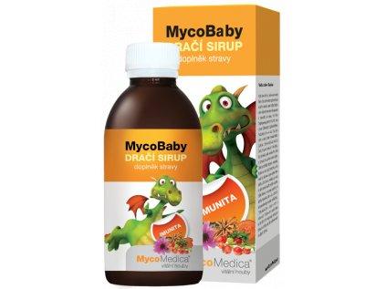 MycoMedica -  MycoBaby dračí sirup, 200ml