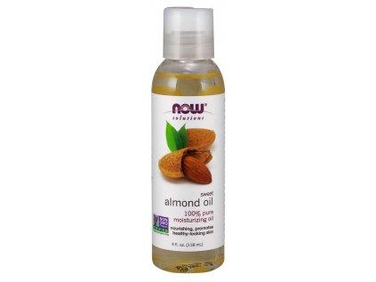 NOW Almond oil (Mandlový olej), 118 ml