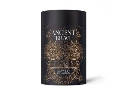 Ancient+Brave - Coffee + Grass Fed Collagen, 250g