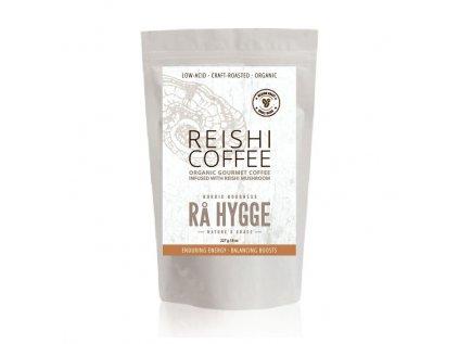 Ra Hygge - BIO zrnková káva Peru Arabica REISHI, 227g
